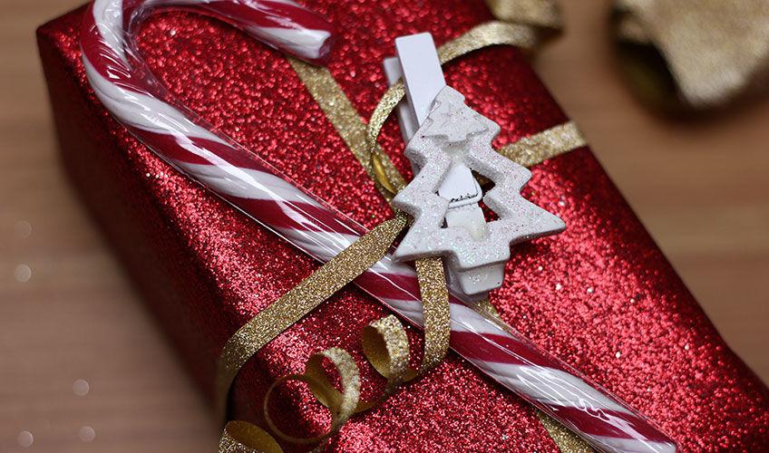 50 interessante ideer til emballering af nytårs gaver, foto № 3