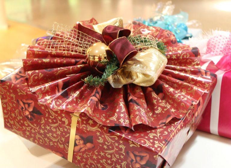 50 interessante ideer til emballering af nytårs gaver, foto № 14