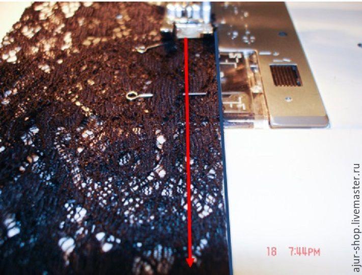 Hur man syr en uppsättning spetsunderkläder. Del 1, foto nummer 16
