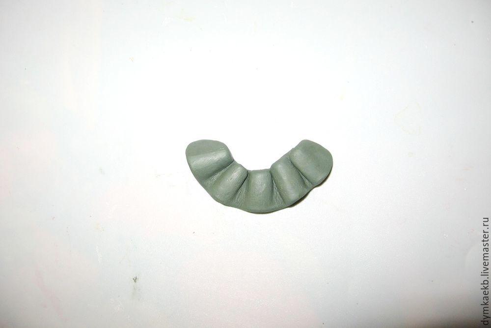 Лайк және Дымковский ойыншықтары коккерелінің суреттері. Модельдеудің 1 бөлігі, фотосурет нөмірі 40