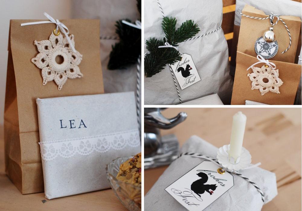 50 interessante ideer til emballering af nytårs gaver, foto № 9