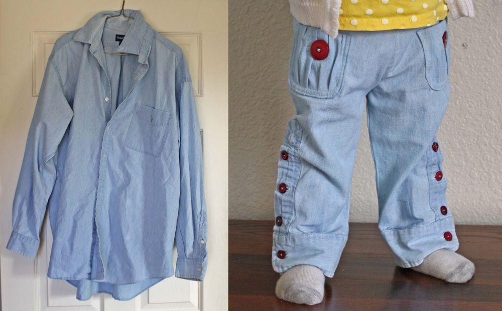 糸の上の世界で、または古い服から新しいスタイリッシュなものを作る、写真№41