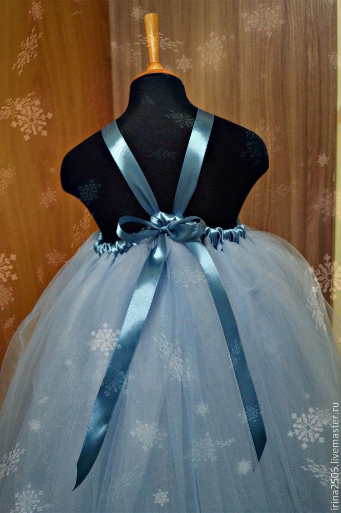 Создаем костюм «Снежинки» на Новый год, фото № 20