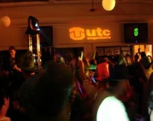 Projecao de Logomarca - UTC