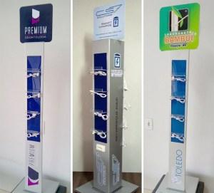 Aluguel de Torre Carregador de Celular para Treinamento