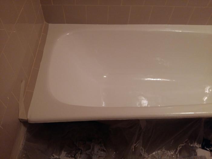 Реставрация ванны (старой доброй чугунной ванны). Жидкий акрил, Чугунная ванна, Восстановление ванны, Видео, Длиннопост