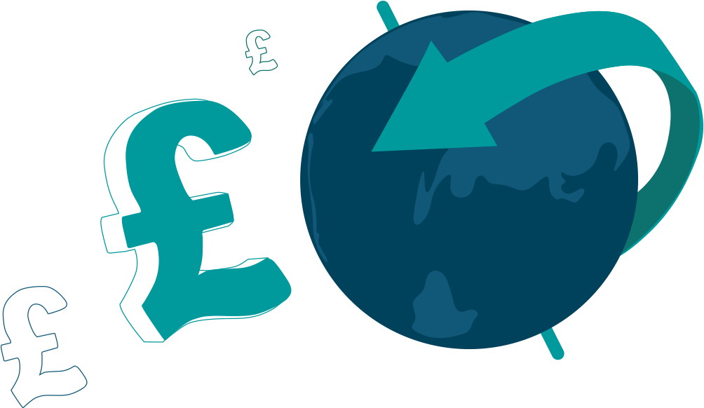 CS Accounnting graphic globe