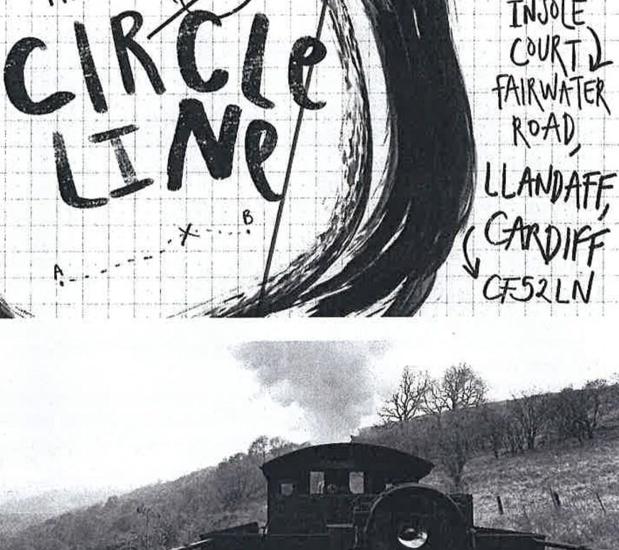 Circle Line: A collaboration between RWCMD & CSAD