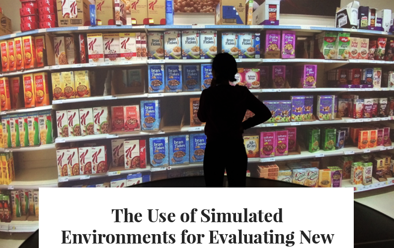The Use of Simulated Environments for Evaluating New Product and Service Prototypes Professor Gareth Loudon