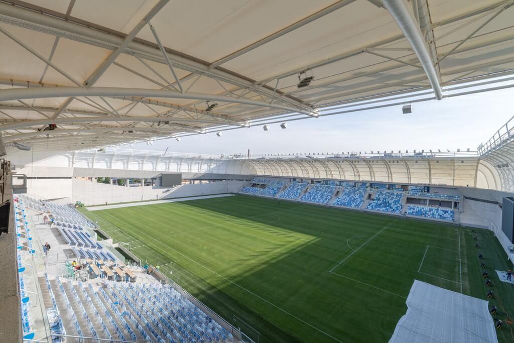 Magyarország egyetlen új stadion nélküli bajnokcsapata