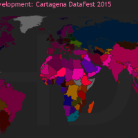 Colorful Development: Cartagena DataFest 2015
