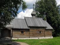 Kétszáz éves faház Romániában