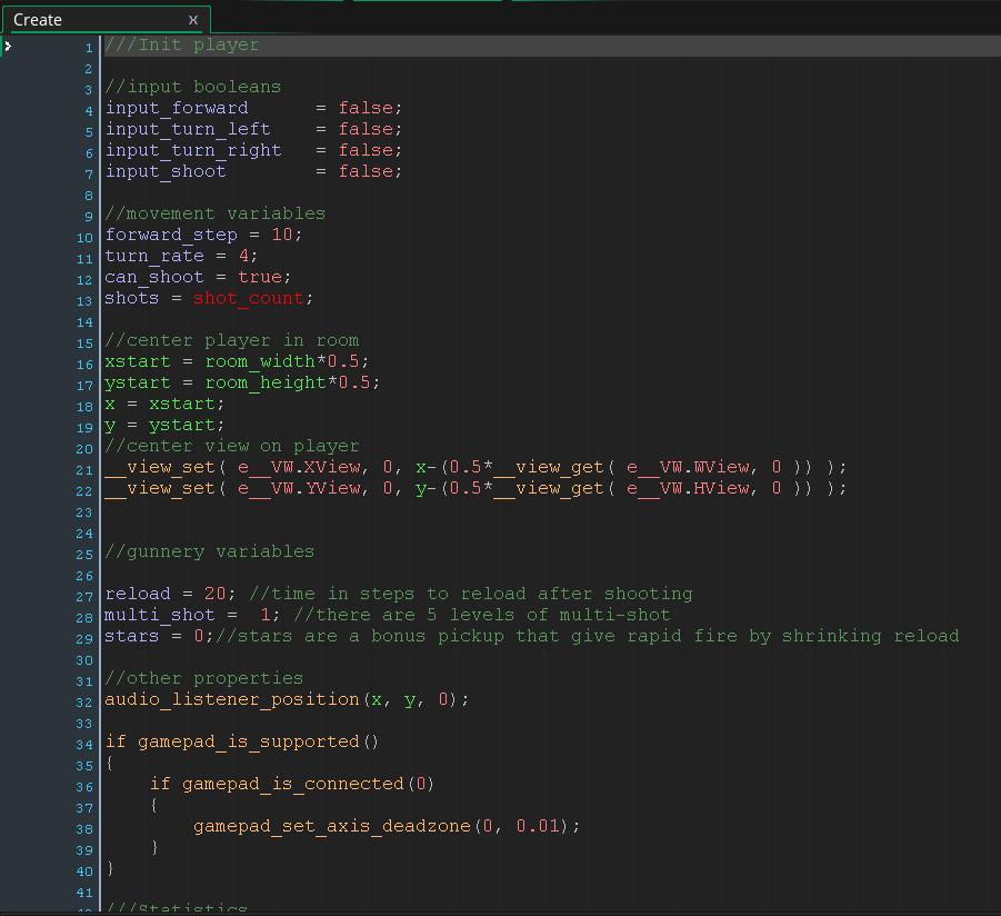 GameMaker Studio 2 Impressions Object Editor Csanyk Com