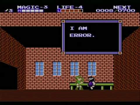 I am Error.