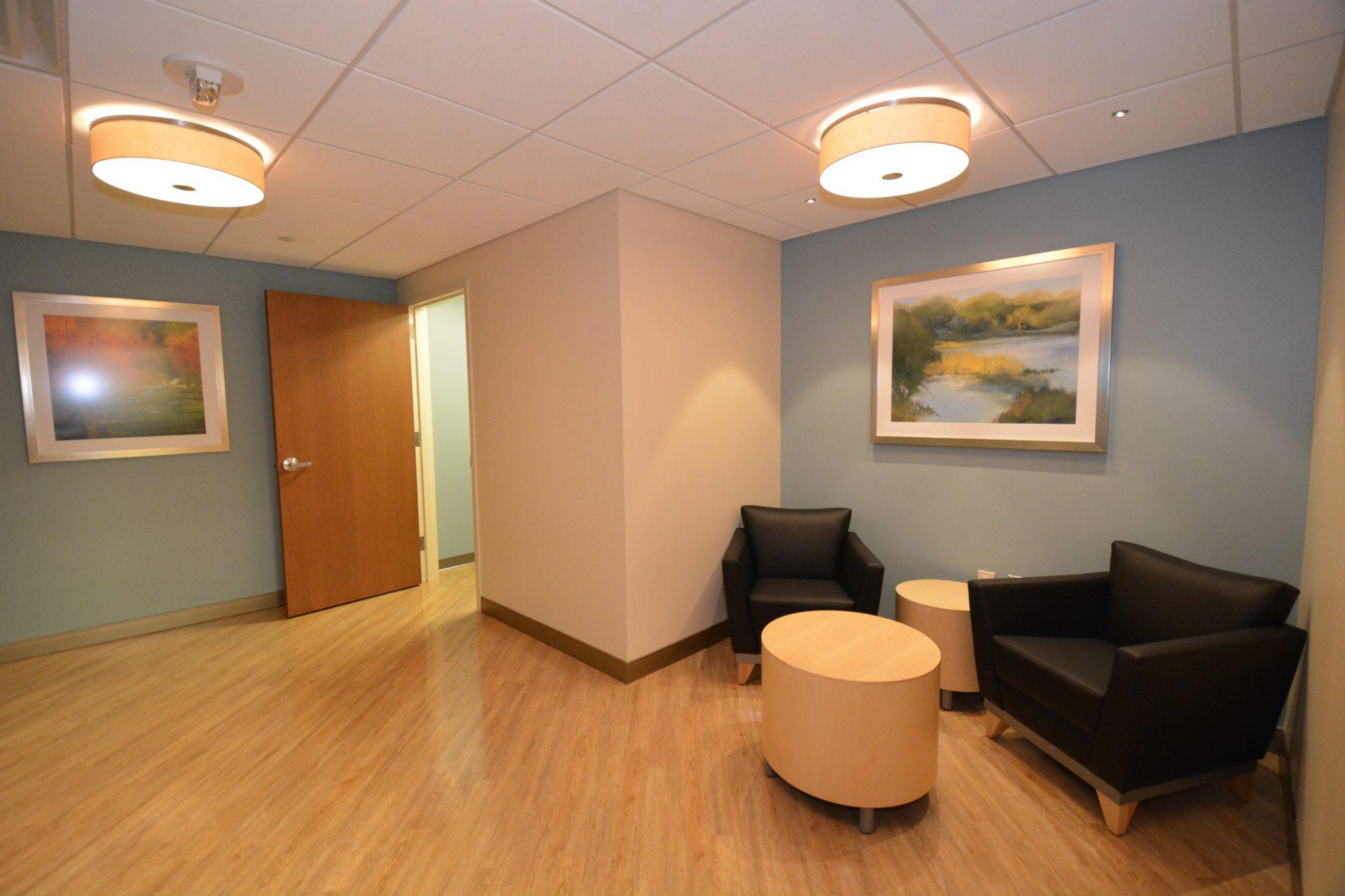 HCA lounge