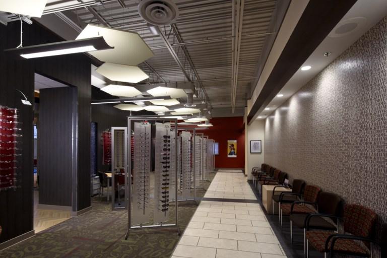 Access Eye Interior
