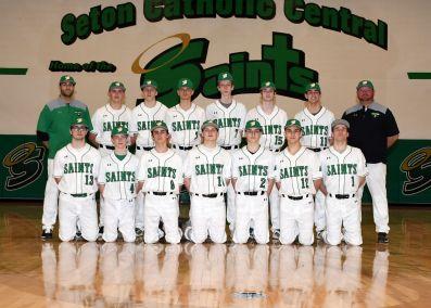 Boys Varsity Baseball 2018-19