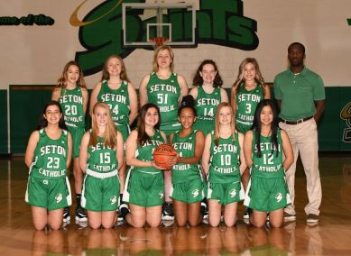 Girls JV Basketball 2019-20