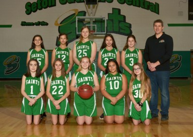 Girls Modified Basketball 2018-19