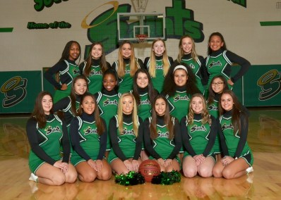 Girls Varsity Cheerleading 2018-19