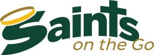 Saints on the Go Logo - Saints on the Go Logo