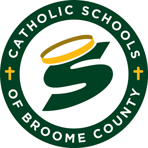 catholic schools of broome county seal - Our Schools
