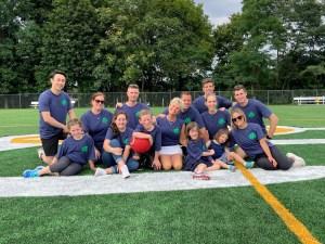 dowd kickball team - dowd kickball team