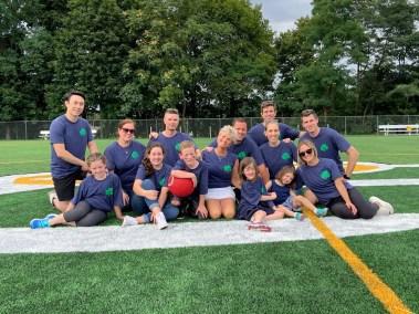 dowd kickball team - Welcome Back