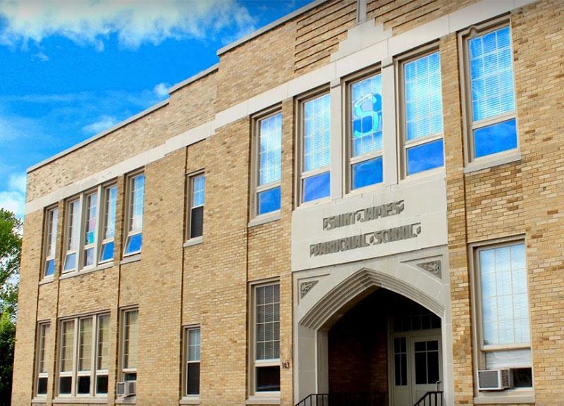saint james catholic school principal - Our Principal