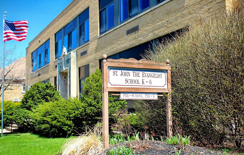 saint john the evangelist catholic school broome county - Contact Us