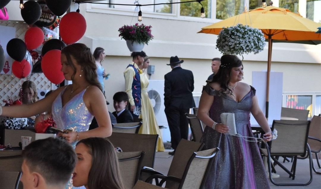 senior prom - Saints on the Go