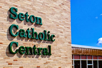 seton catholic central high school broome county about - About SCC
