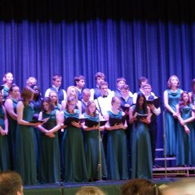 seton catholic central high school choir performing arts older broome county Copy - Vocal