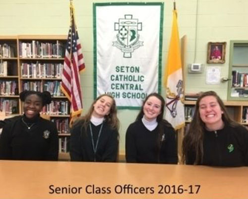 student-council-seton-catholic-central-high-school-broome-county-senior-officers