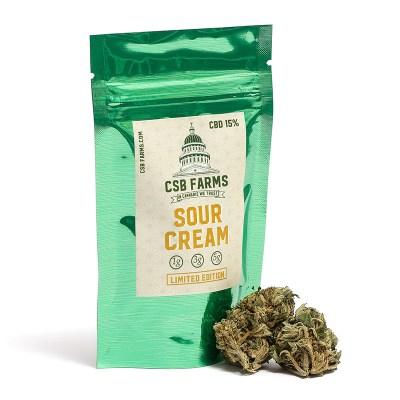 Sour Cream | CSB Farms