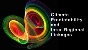 Climate Predictability and Inter-Regional Linkages Logo - Source: [Author Unknown]. [Title Unknown]. Digital Image. Erica Key LinkedIn Page, [Date Published Unknown]
