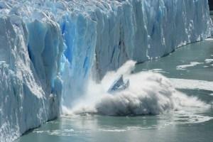 Arctic Glacier - Source: Staehli, Bernhard. Climate Change - Antarctic Melting Glacier in a Global Warming Environment. Digital Image. Shutterstock, [Date Published Unknown]