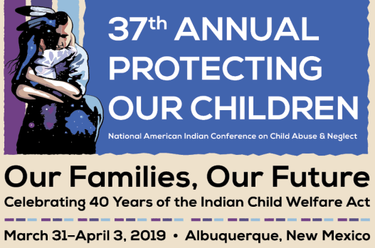 37th Annual Protecting Our Children Conference.