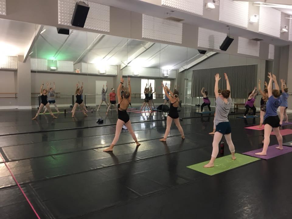 Dance Fitness Class