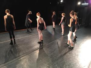 Tap Class at CSBI Summer Intensive