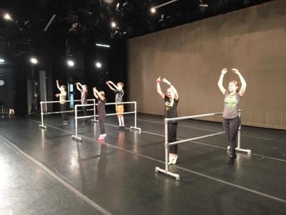 Theater Arts Ballet Class