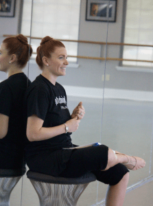 Tiffanie Bortz - Ballet Instructor