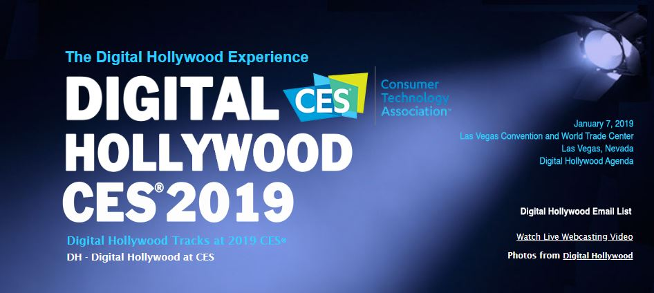 I'll be speaking at Digital Hollywood!