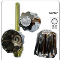 GERBER SHOWER HANDLE DEEP