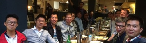 CSC Introductory Dinner