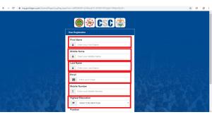apply for Mahatma Gandhi gramin Seva Kendra online