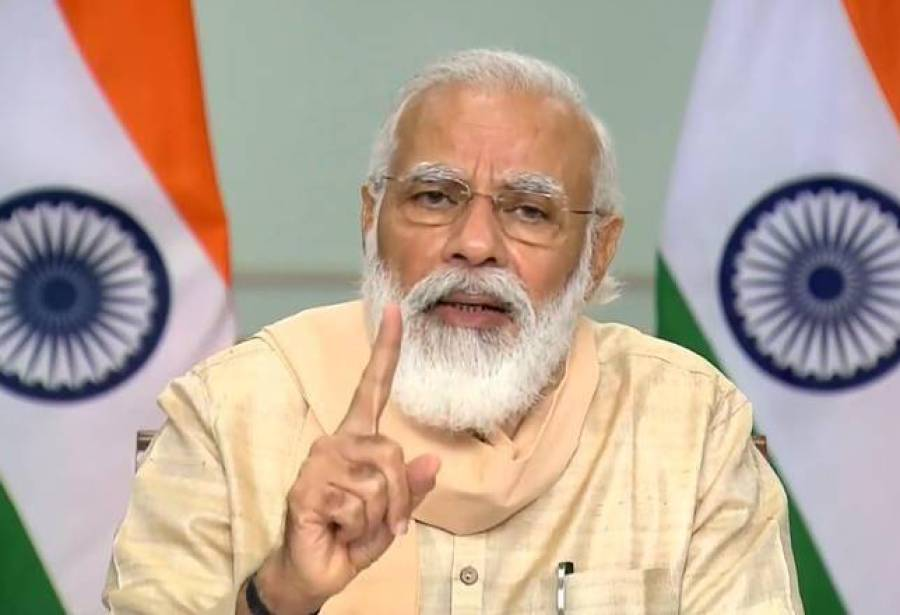 PM Modi at JNU