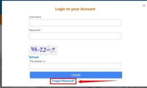aryana Parivar Pehchan Patra Forget Password