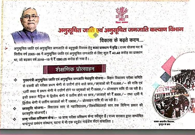 Bihar Matric First Division