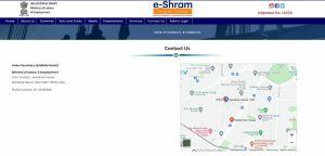 eshram contact us